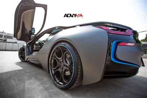 bmw i8 wheels matte gray bmw i8 adv05c track spec cs wheels adv 1 wheels