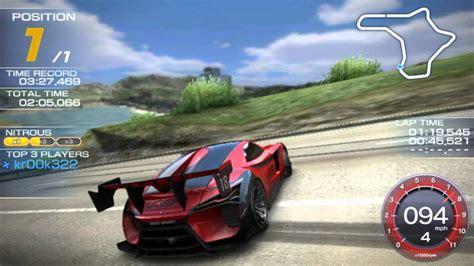Kaset Ps Vita Ridge Racer ps vita ridge racer revisited gameplay