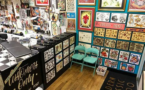 tattoo shops virginia 10 parlors around the world that can give you an