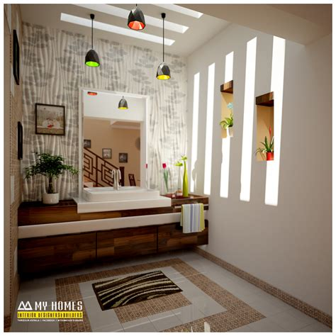new home design ideas kerala wash area design idea for home interior design in kerala