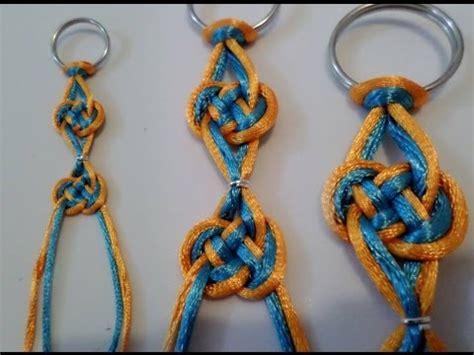 llaveros de nudos marineros how to tie a pretzel knot como hacer un nudo pretzel youtube