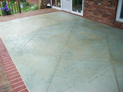 polished concrete floors with brick inlays search
