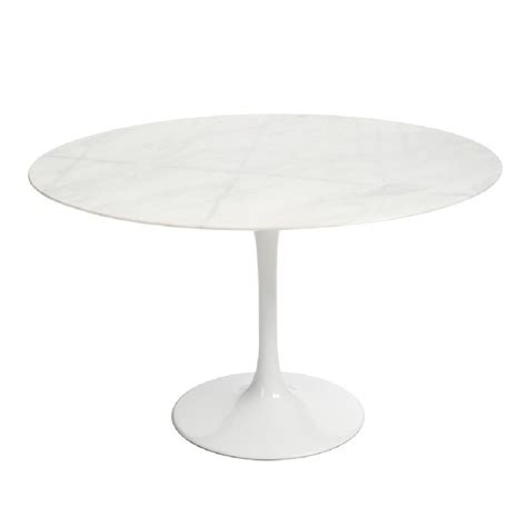 White Circular Dining Table Barbell White Marble Dining Table Buy Marble Tables