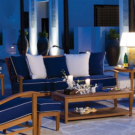 the best coastal outdoor furniture for beach house living