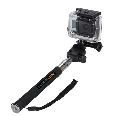 for gopro 10 best gopro poles selfie stick reviews 2018