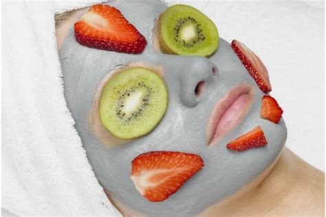 Masker Images Strawberry Fruit Mask Masker Buah Images 8 collagen packs you can try today