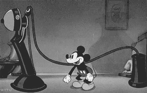 mover imagenes latex gif funny disney happy enjoy vintage mickey mouse walt