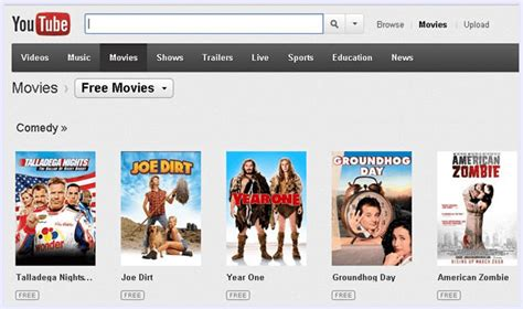 film streaming on youtube top 10 best movie streaming sites 2017