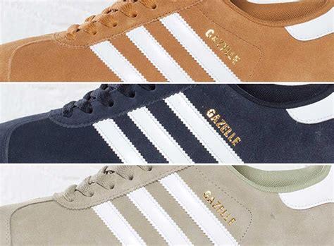Kaos Logo Adidas Ii adidas originals gazelle ii may 2013 colorways sneakernews