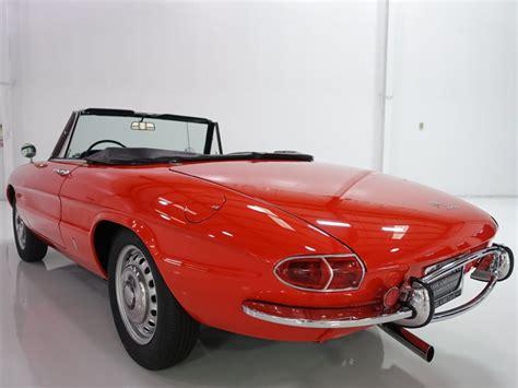 1966 Alfa Romeo by 1966 Alfa Romeo Duetto Spider Convertible Daniel