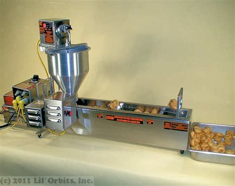 automatic donut machines and makers doughnut mixes and