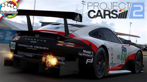 project cars 2 porsche project cars 2 porsche 911 rsr le mans 24h porsche