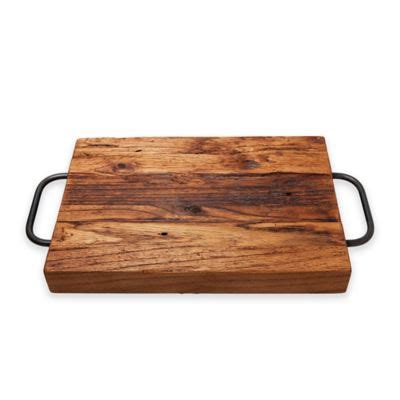 cutting board with trays buy cutting board tray from bed bath beyond