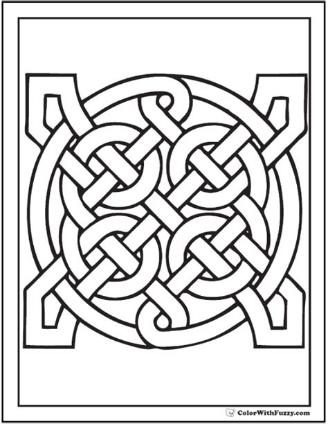 coloring pages of easy designs 90 celtic coloring pages irish scottish gaelic celtic