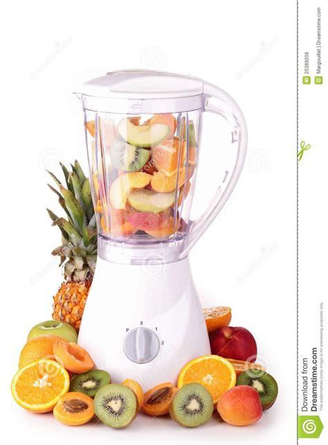 fruit blender blender with fruit royalty free stock images image 25389209
