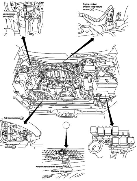 automobile air conditioning repair 1998 nissan maxima engine control 1998 nissan frontier knock sensor wiring diagram nissan autosmoviles com