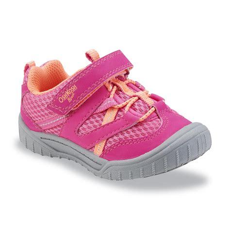 oshkosh shoes oshkosh toddler s dune g pink athletic shoe shoes