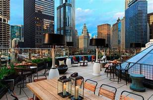 Top Bars In Chicago by Chicago S Best Rooftop Bars Fodors Travel Guide