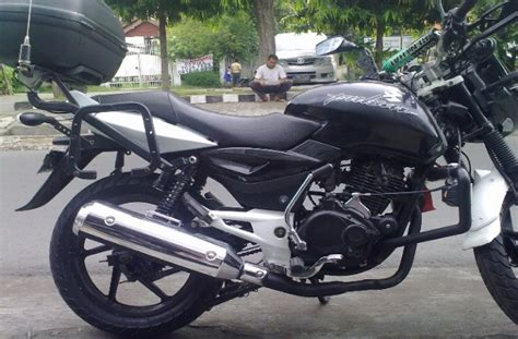 Windshield Motor Surabaya part honda tiger yang jadi idola ridertua