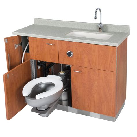 What Are Water Closets by Lavatory Swing Out Water Closet Bed Pan Washer Comby Bradley Corporation