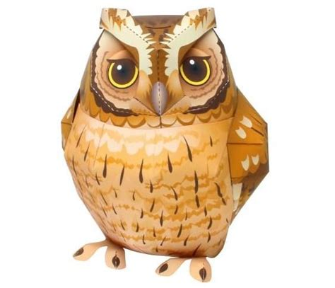 Best Photos Of Owl Cubeecraft Template Paper Owl Craft - 108 best images about cubeecraft on purple
