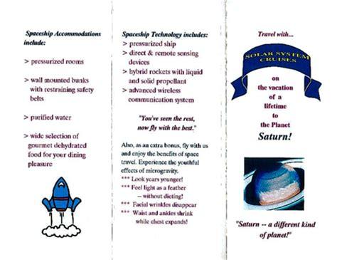 planet brochure template madrat co