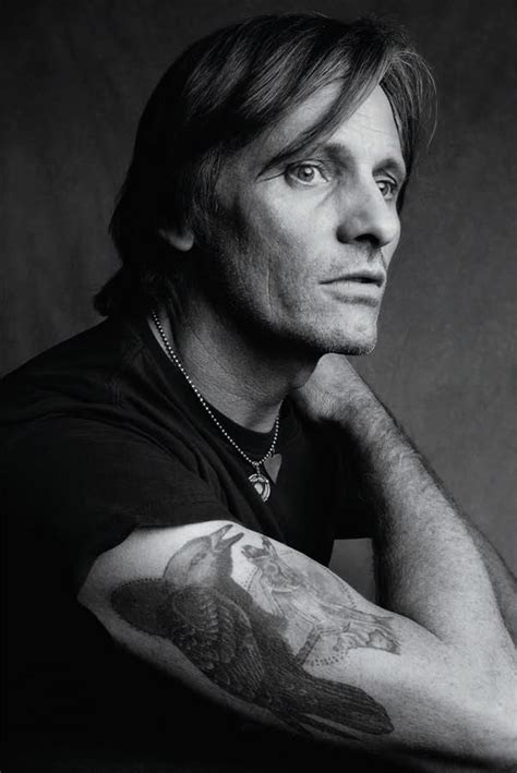 viggo mortensen tattoos pin by christian serrano on san lorenzo