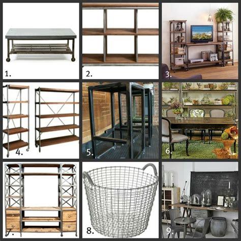 anythingology diy industrial shelves craft ideas