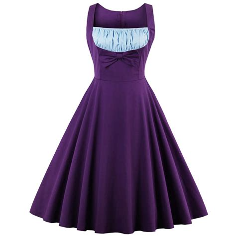 purple swing dress 1960 s vintage purple cocktail swing dress n12799