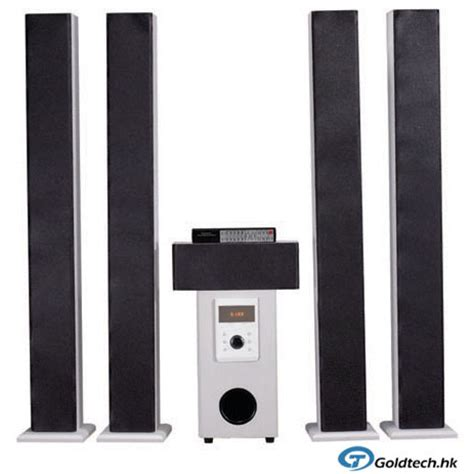 china 5 1 ch tower home theater speaker system t6088h