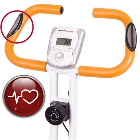 cyclette da casa ultrasport cyclette da casa f bike 200b con sensori