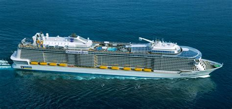 royal caribbean innovative new ships from royal caribbean quantum and