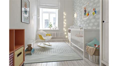 chambre enfant et bebe d 233 coration d une chambre pour b 233 b 233 en gris et blanc