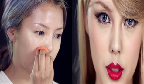 tutorial make up wanita korea ingin mirip taylor swift lihat tutorial make up wanita