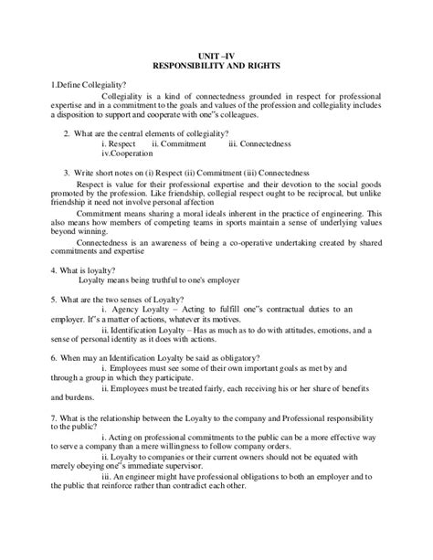 design ethics definition professional collegiality definition