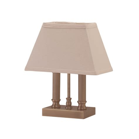 house of troy lighting house of troy ch876 ab coach 12 1 2 1 light table l in antique brass
