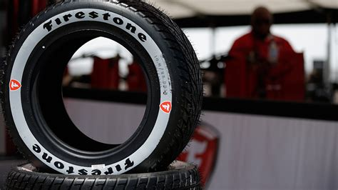 rubber st one day service firestone racing to debut new tire at mid ohio