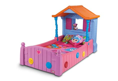 Little Tikes Bedroom Furniture | little tikes lalaloopsy twin bed home furniture