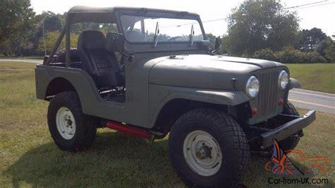jeep kaiser cj5 1969 jeep cj5 kaiser willys nice