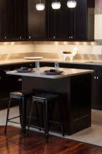 Jenn Air Cooktop Knob Stainless Steel Appliances With Dark Kitchen Cabinets