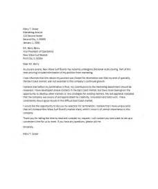 Board Member Termination Letter by Termination Letter For Theft Thumb Board Member
