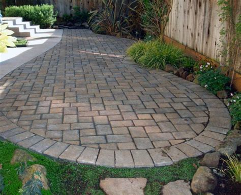 Patio Pavers Lowes Lowes Paver Patio Axiomseducation