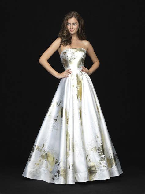 Mm 003 Dress Beautiful 18 721 mikado print prom dress novelty