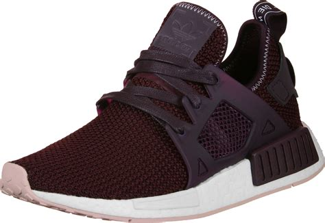 Adidas Nmd Xr1 By Footgoodz adidas nmd xr1 w shoes maroon