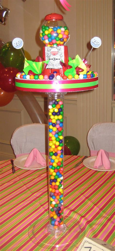 Candyland Table Decorations by 112 Best Candyland Table Centerpiece Ideas Images On