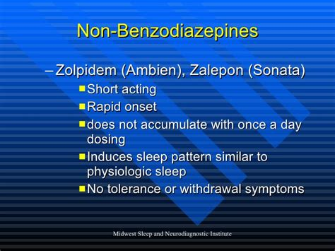 Rapid Benzo Detox Nyc by Apt Medication Effects In Polysomnography