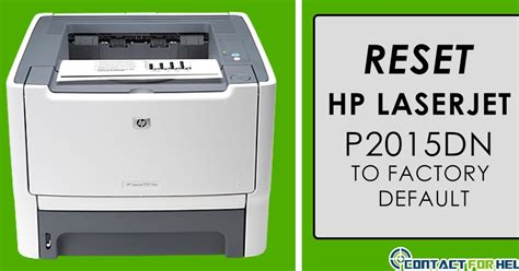 resetter printer hp all all in one printers how to reset hp laserjet p2015dn to