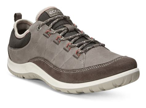 Sepatu Ecco ecco aspina 83850356610 clay warm grey sport