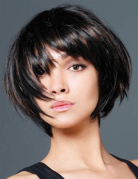 coiffure carre court boule