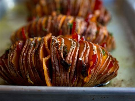 Food Network Giveaways - 10 foods that are better hasselbacked food network food network fantasy kitchen